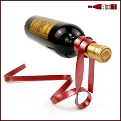 RIbbon Wine Bottle Holder - Wine Is Life Store