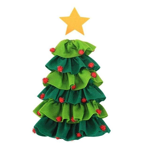 Christmas Tree Wine Bottle Decoration - Wine Is Life Store
