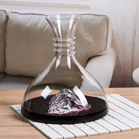 Iceberg Wine Decanter - Wine Is Life Store