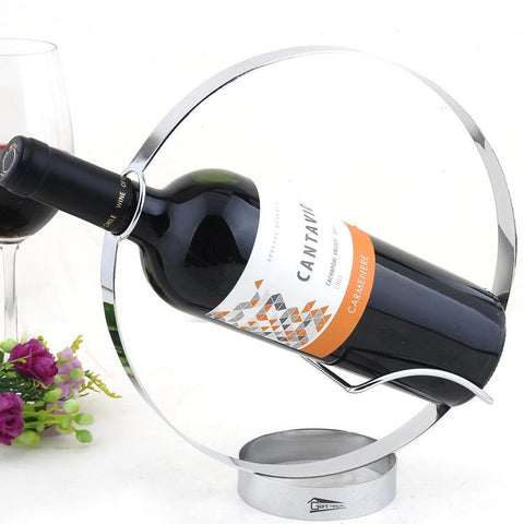 Minimalistic Bottle Holder - Wine Is Life Store