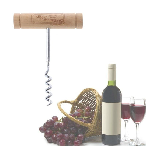 Retro Bottle Opener - Wine Is Life Store