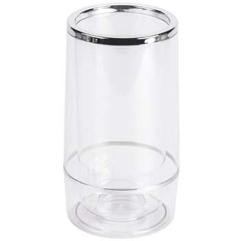 Transparent Wine Cooling Bucket - Wine Is Life Store