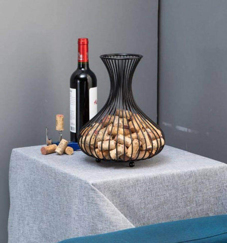 Wine Cork Vase - Wine Is Life Store