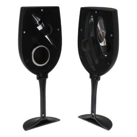 Wine Glass Tool Set - Wine Is Life Store