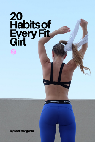 habits of every fit girl