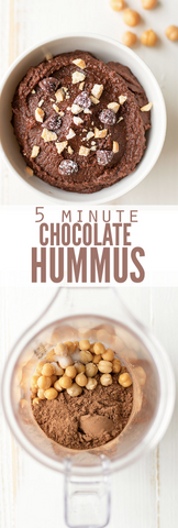 Brownie Batter Hummus