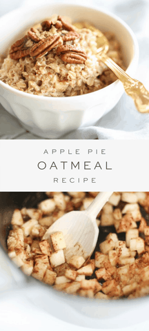 Apple Pie Oatmeal Recipe