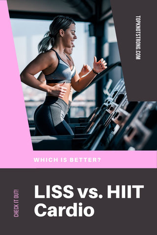 Liss Cardio vs Hiit cardio - which is better for my goals