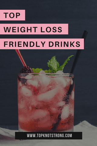 Top Weight Loss Alcoholic Drinks