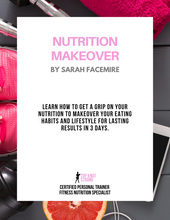 Load image into Gallery viewer, Nutrition Makeover Guide eBook