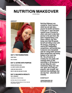 Nutrition Makeover Guide eBook
