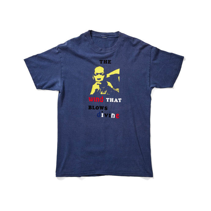 Coltrane Quote Tee with Logo