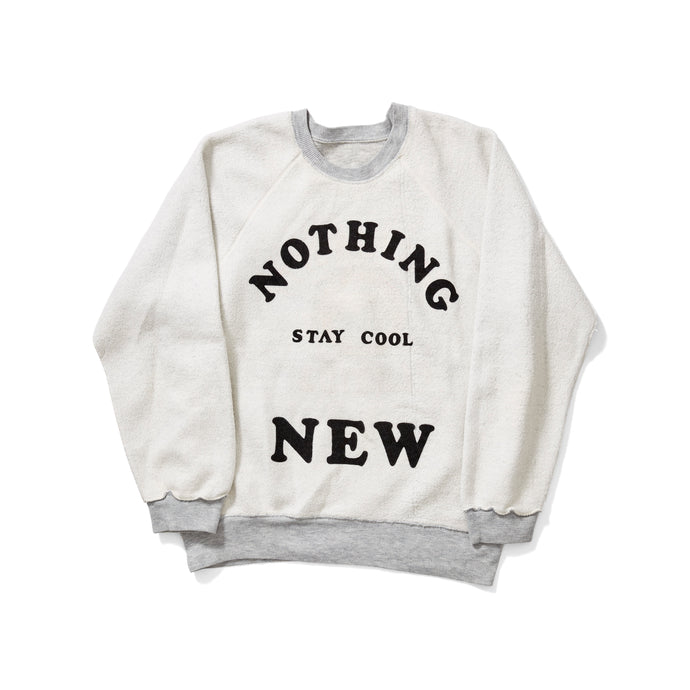 Nothing New, Stay Cool Inside Out Sweatshirt