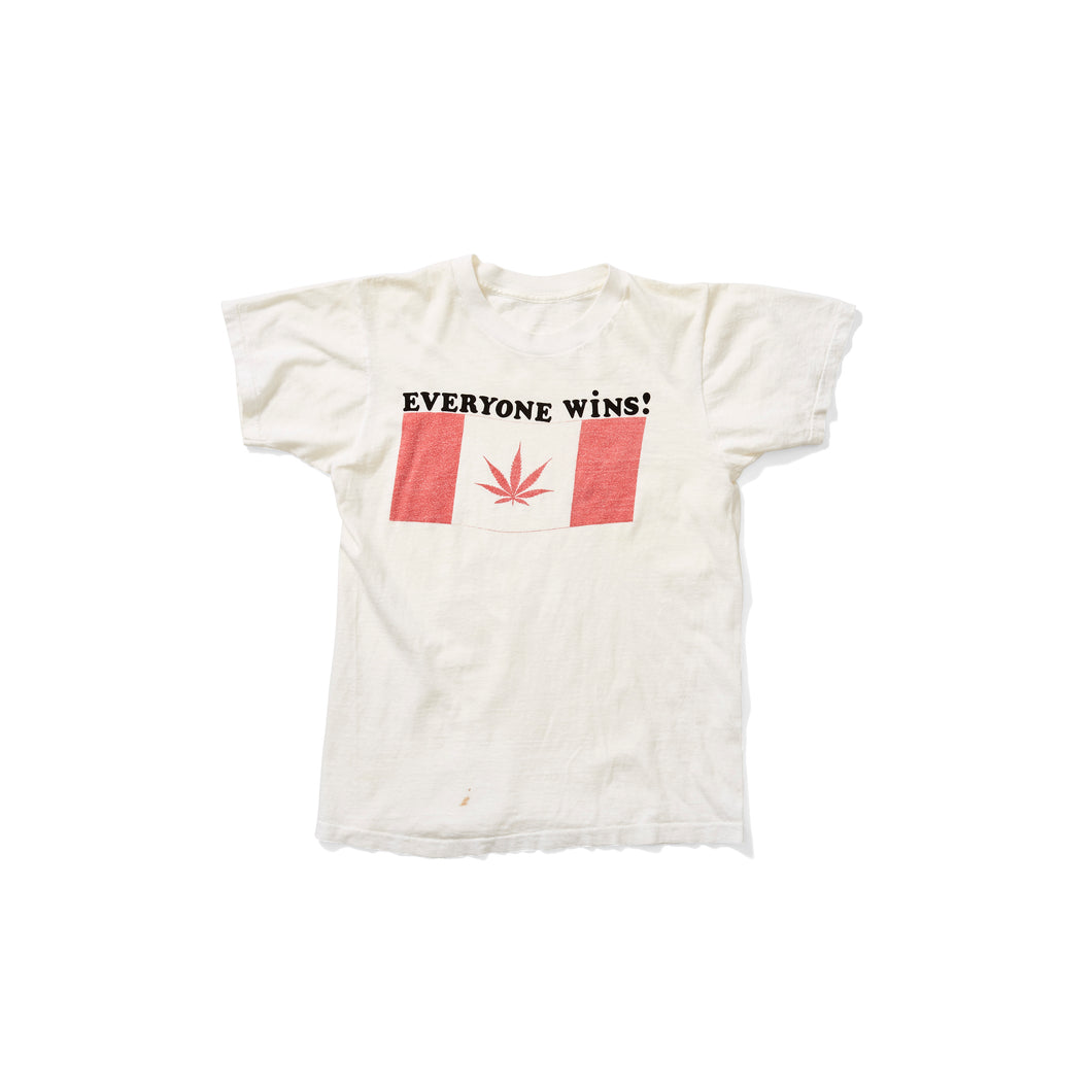Everyone Wins in Canada Tee
