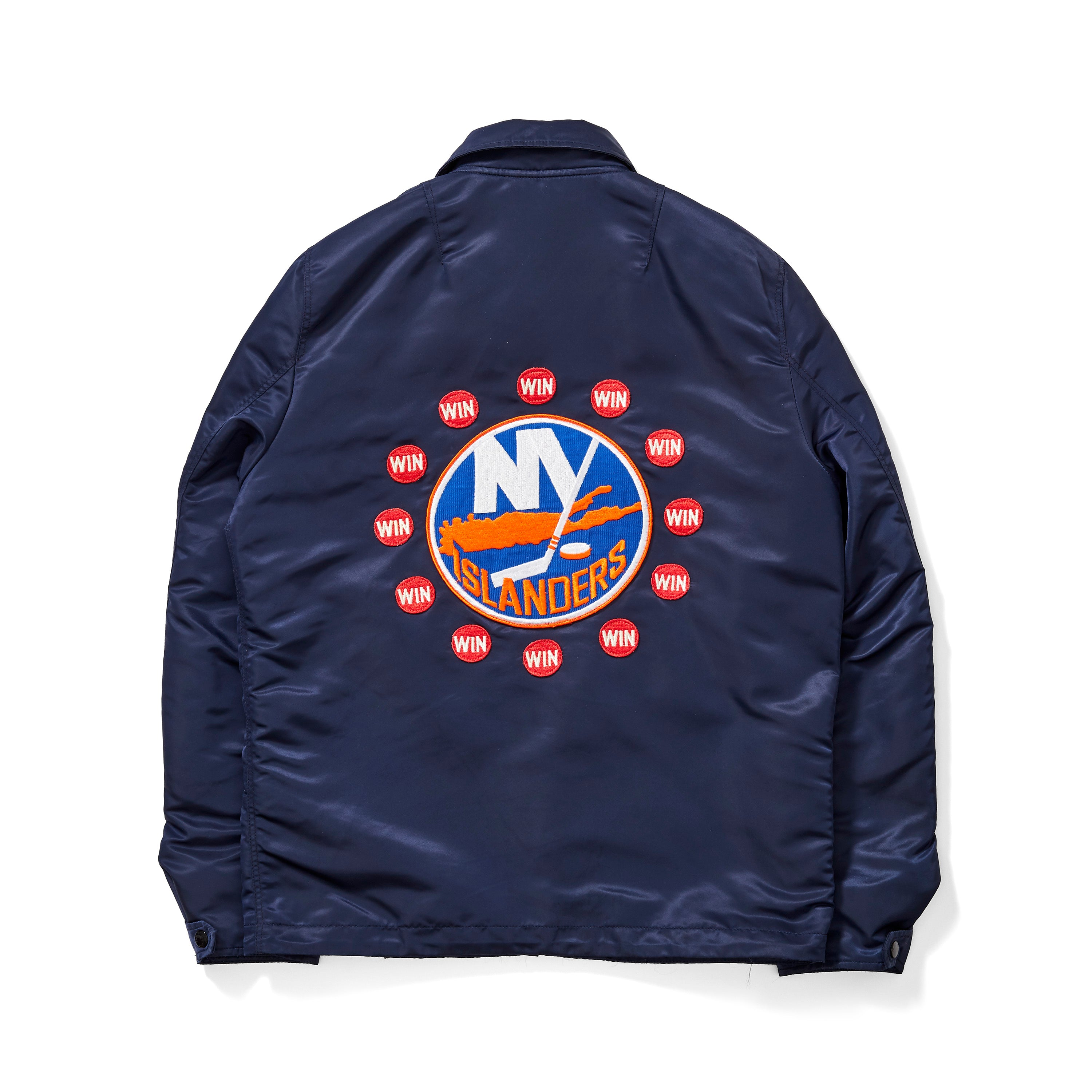 NY Islanders Patch Jacket