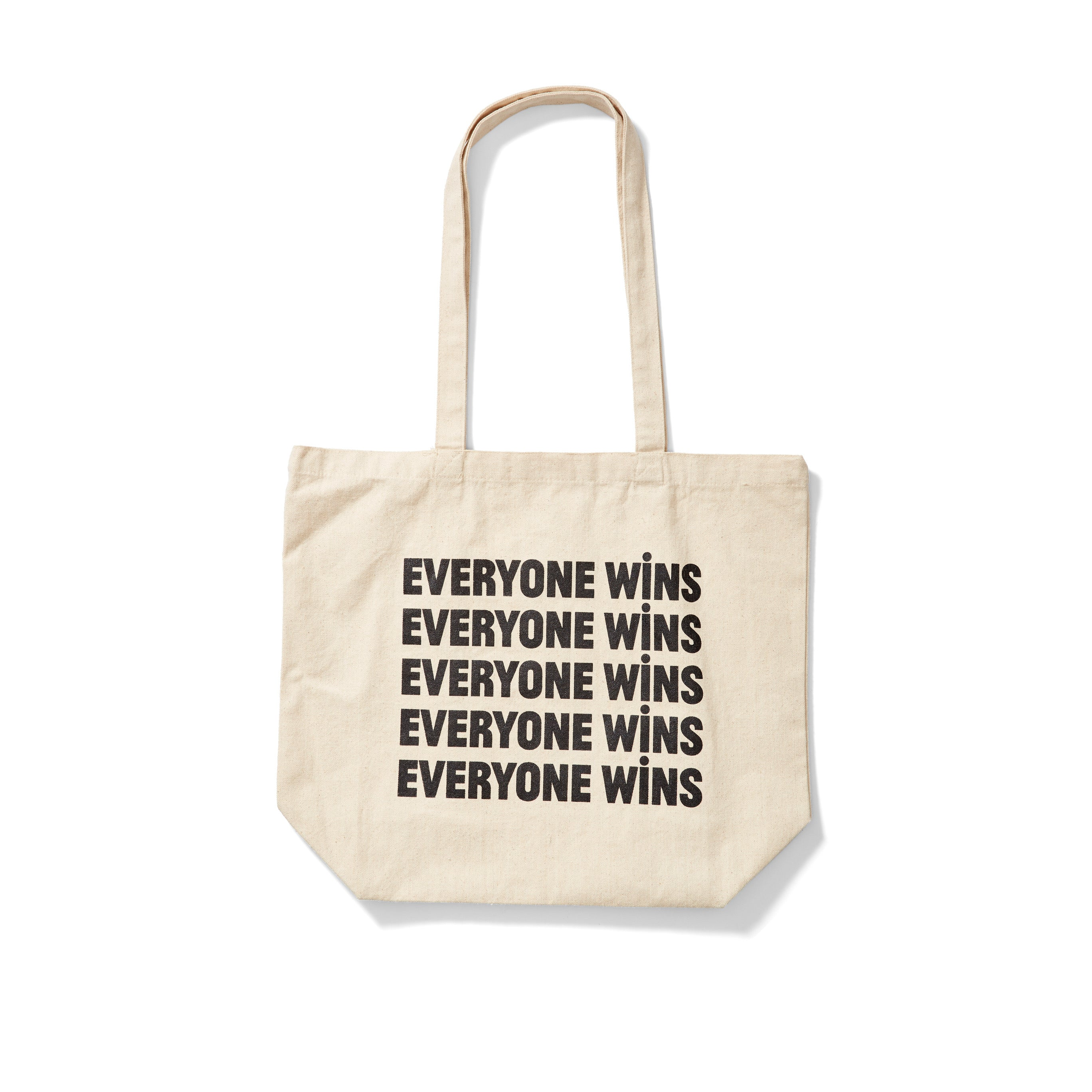 Everyone Wins Tote Bag
