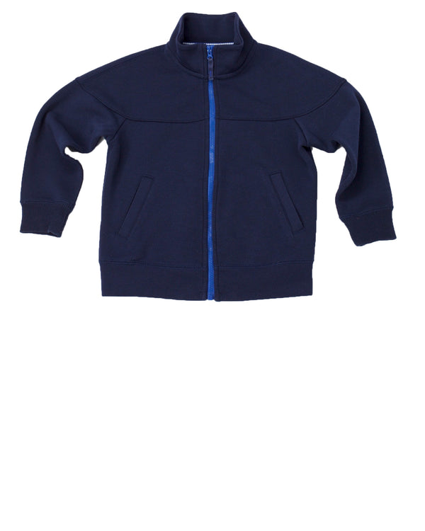 Long Sleeve Full Zip Fleece Jacket