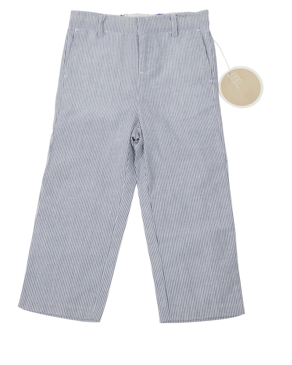 Seersucker Pant with Tags