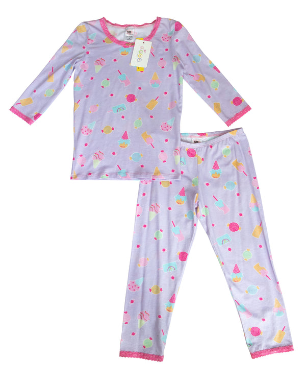 Pajamas with Tags