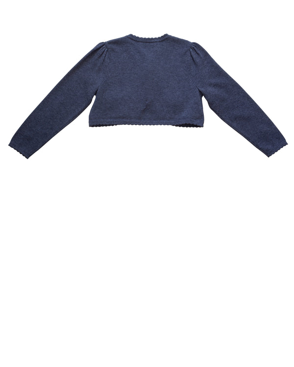 Cropped Bolero Sweater