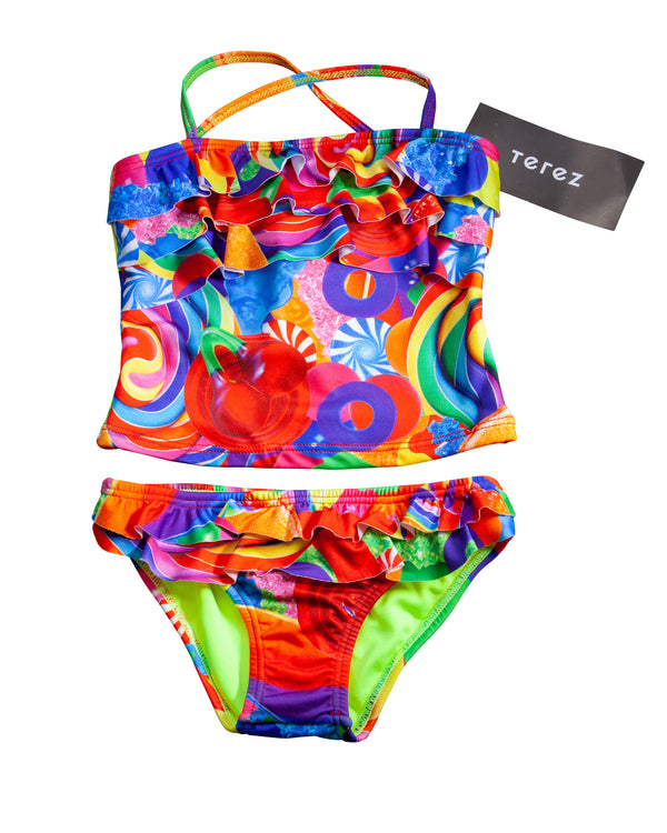 Dylan's Candy Tankini with Tags