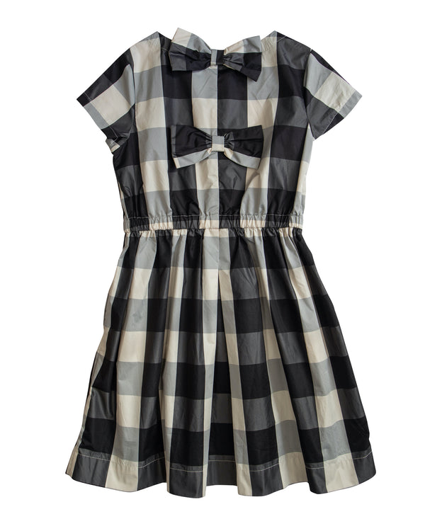 Gingham Occasion Dress