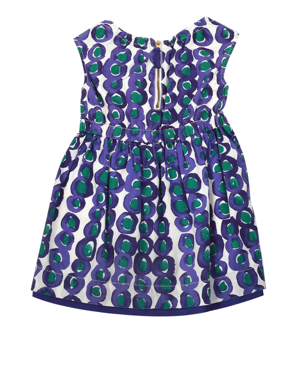 Poplin Dot Sundress