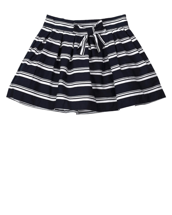 Stripe Twirl Skirt
