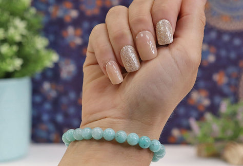 Amazonite Bracelet | Amazonite | Gemstone Jewelry