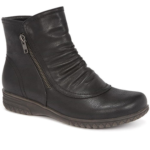 Zip-Up Ankle Boot - WBINS28053 / 313 539 Zip-Up Ankle Boot