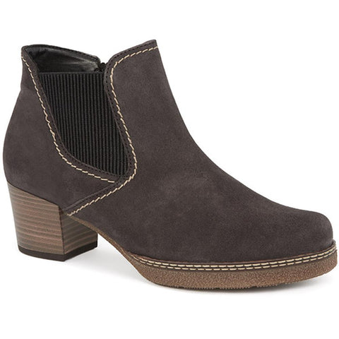 Grey Lilia Chelsea Boot