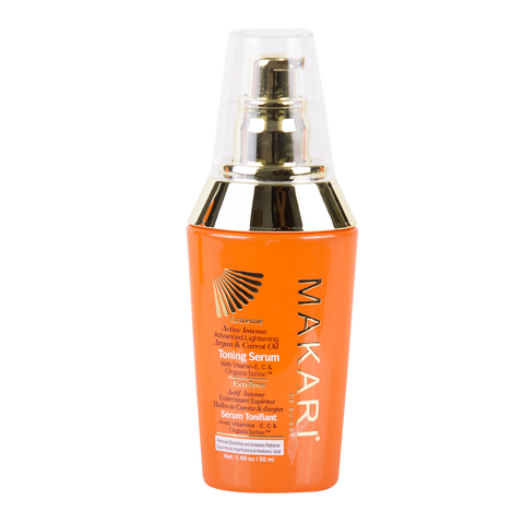 EXTREME ARGAN & CARROT OIL TONING SERUM