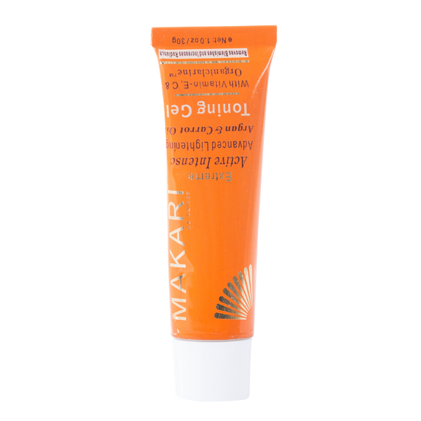 EXTREME ARGAN & CARROT TONING GEL