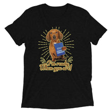 Load image into Gallery viewer, Dog passport Short sleeve t-shirt