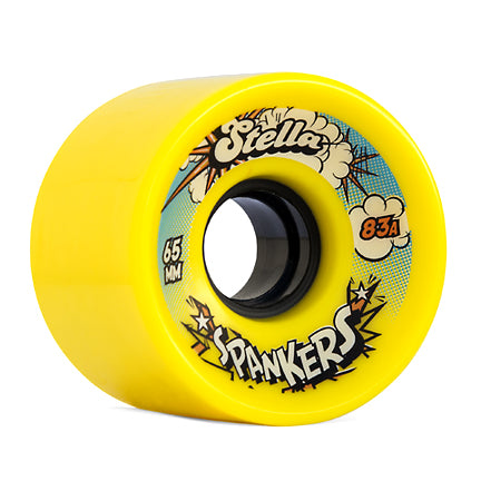 Spankers Yellow