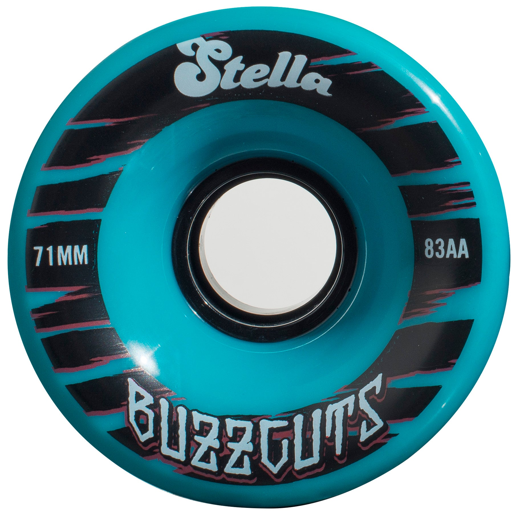 Buzzcuts Blue Wheels