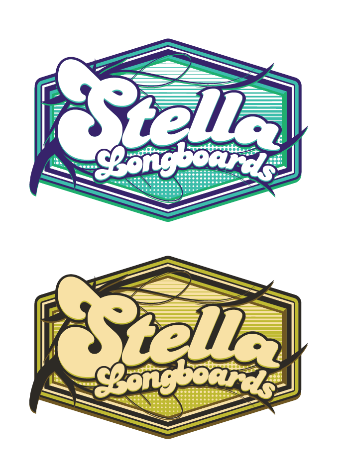Stella Stickers