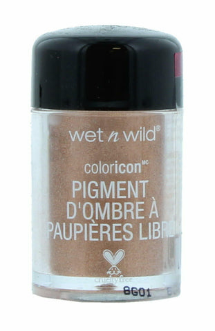 Wet N Wild Coloricon Loose Pigment - E6286 - Noel - 2g