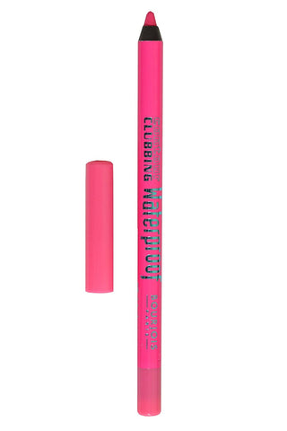 Bourjois Contour Clubbing Waterproof Eye Liner Pencil - 58 Pink About You