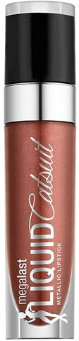 Wet n Wild Rebel Rose Mega Last Liquid Catsuit Metallic Lipstick – Ride On My Copper
