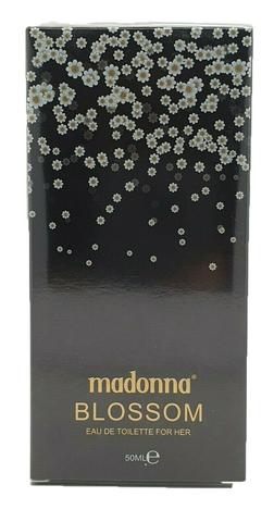 Madonna Blossom Eau De Toilette For Her - 50ml