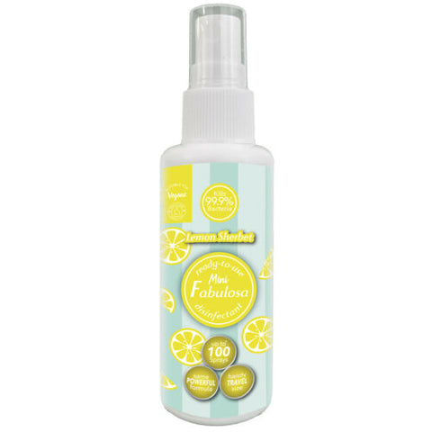 Fabulosa Mini Lemon Sherbet 60ml