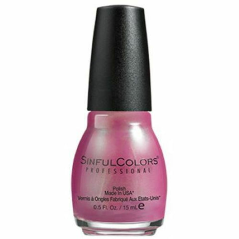 Sinful Colors Professional Nail Colour Polish Varnish - 15ml - Jam Out - 2195
