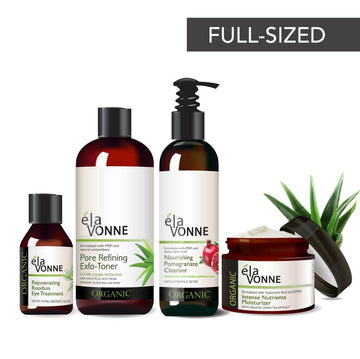 Organic Essentials Skin Care Kit