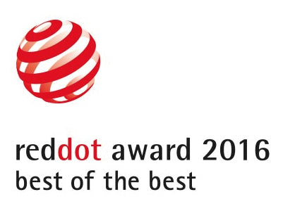 Red Dot Design Award 2016 best of the best
