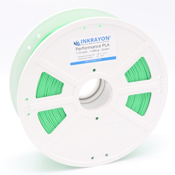 INKRAYON® | Performance PLA - Green - A. Westensee & Partner Rohstoff GmbH