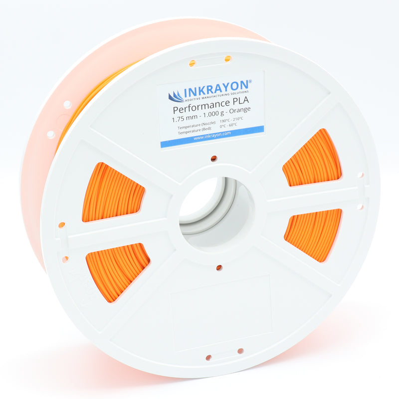 INKRAYON® | Performance PLA - Orange - 3D Druck Filament