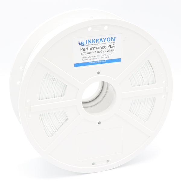 INKRAYON® | Performance PLA - White - 3D Druck Filament