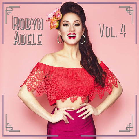 Robyn Adele Vol. 4 - CD