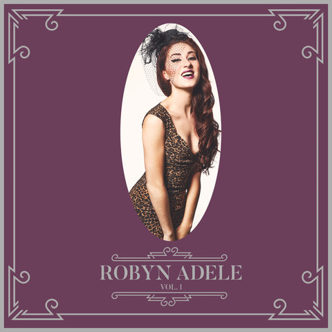 Robyn Adele Vol. 1 - CD